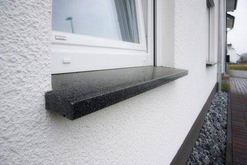 Naturstein Fensterbänke außen