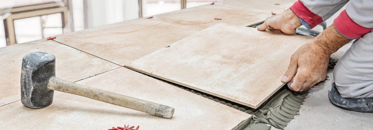Terrassenplatten elegant